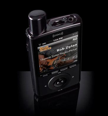 Pioneer XMp3 Radio