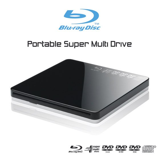 MacBook Blu-ray Drive