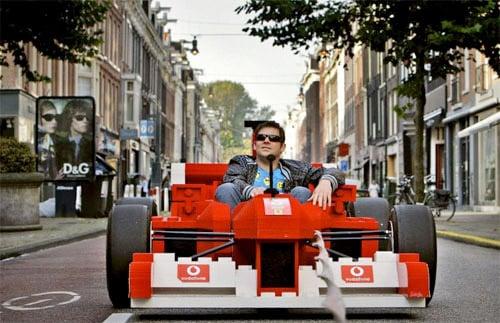 LEGO Ferrari F1