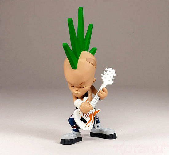 Guitar Hero II 2″ Figs