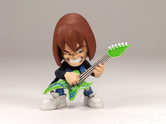 Guitar Hero II 2″ Figs