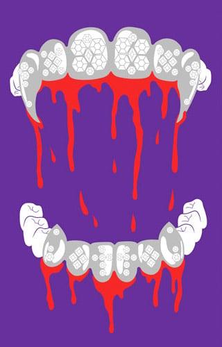 Vampire Grill T-shirt