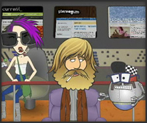 Video: Hipsters in Space