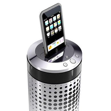 AeroSystem iPod Dock