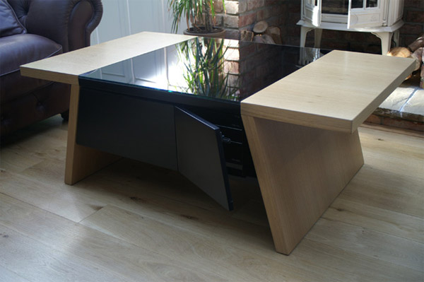 Contemporary Arcade Table