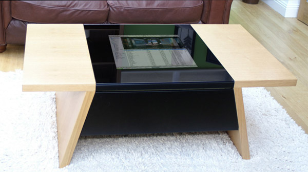 Contemporary Arcade Table