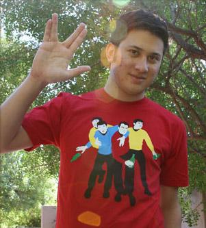 Bar Trekkin' T-shirt