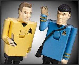 Star Trek Nutcrackers