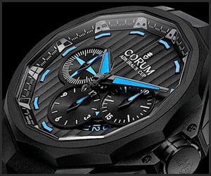 Corum Black Flag Watch