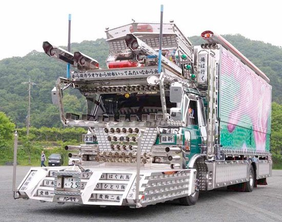 Japanese Art Trucks