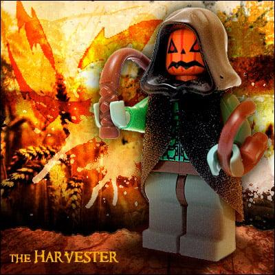 Halloween Lego Figs