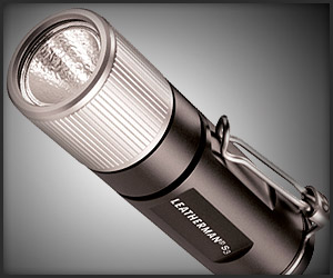 Serac S3 LED Flashlight