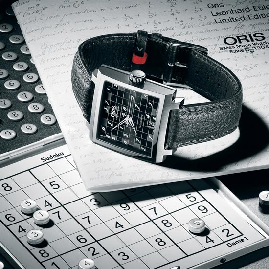 Euler/Sudoku Watch