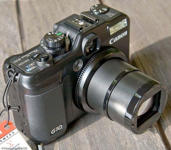 Review: Powershot G10