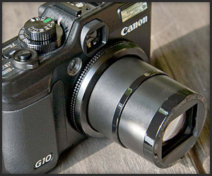 Review: Powershot G10
