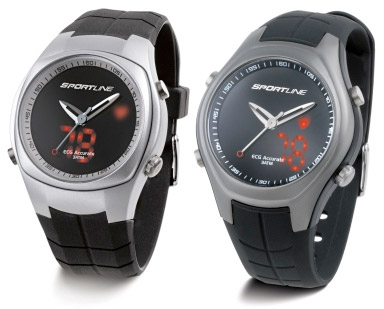 Sportline Heart Rate Watch