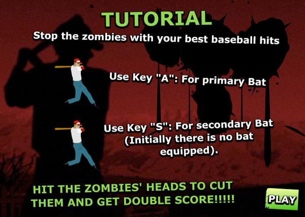 Free: Zombie Baseball