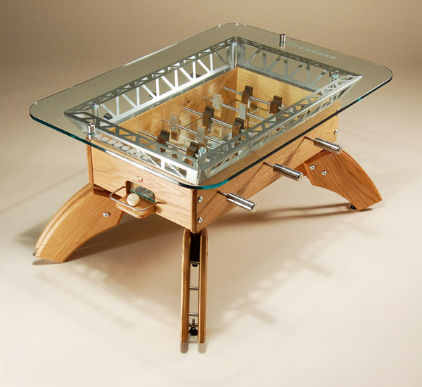 Offside Football Table The Awesomer