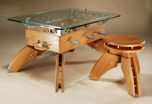 Offside Football Table