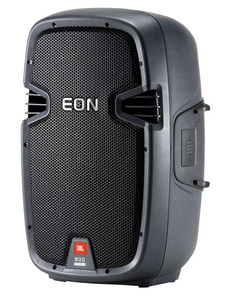 JBL Eon 510 Speakers