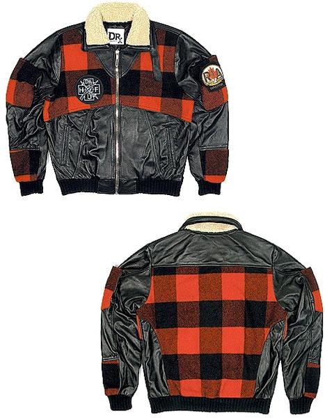 Dr. R x HUF Jackets
