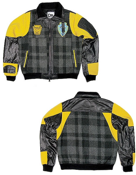 Dr. R x HUF Jackets