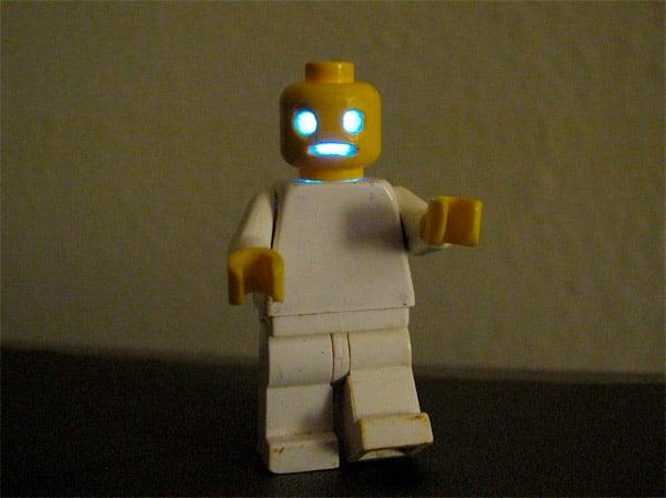 LEGO Headless Horseman