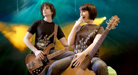 Rebel Rock T-shirt