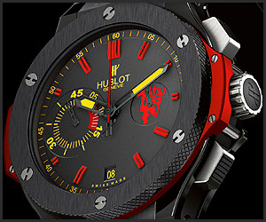 Hublot Red Devil Bang