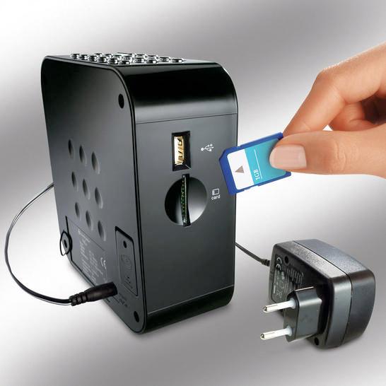 Pro-Idee MP3 Radio