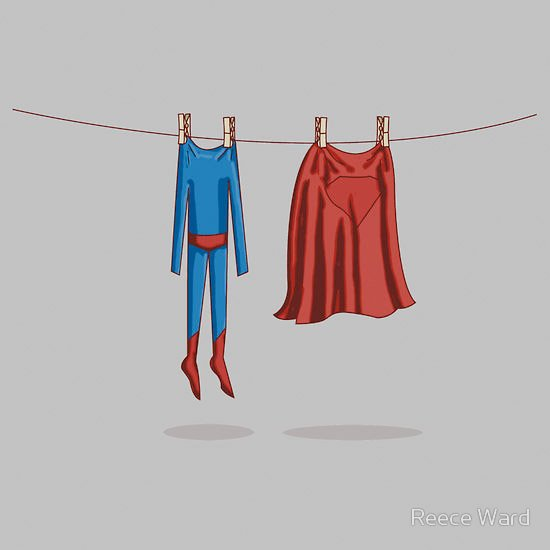 Super Laundry T-shirt