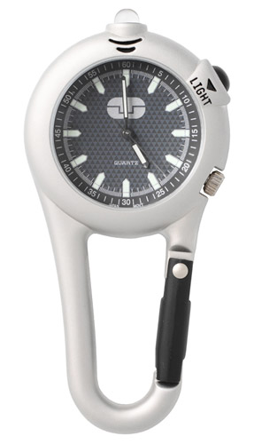 Torch/Watch Carabiner
