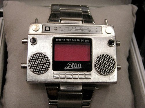 Flud Boombox Watch
