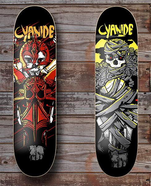Cyanide Skateboards