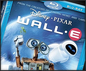 Wall-E Blu-Ray/DVD