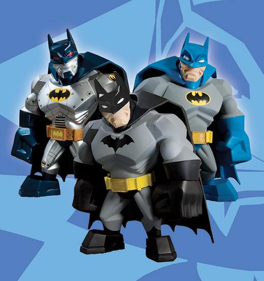 Batman Uni-Formz Vinyls