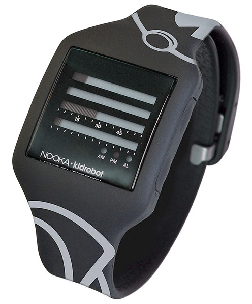 Nooka x Kid Robot Watch