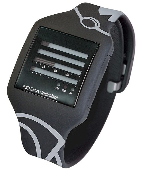 Nooka x Kid Robot Watch