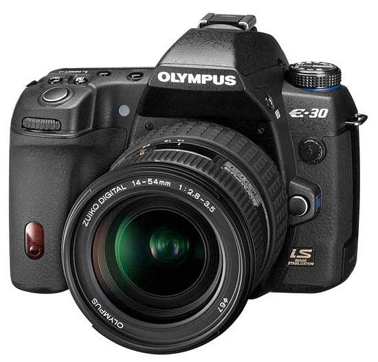 Olympus E-30 dSLR