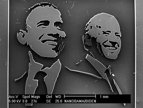 Barack Obama Nanotubes