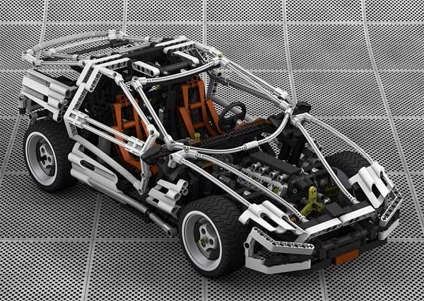 LEGO Technic Supercars