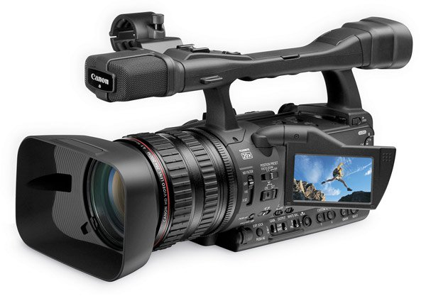 Canon XL H1S/H1A