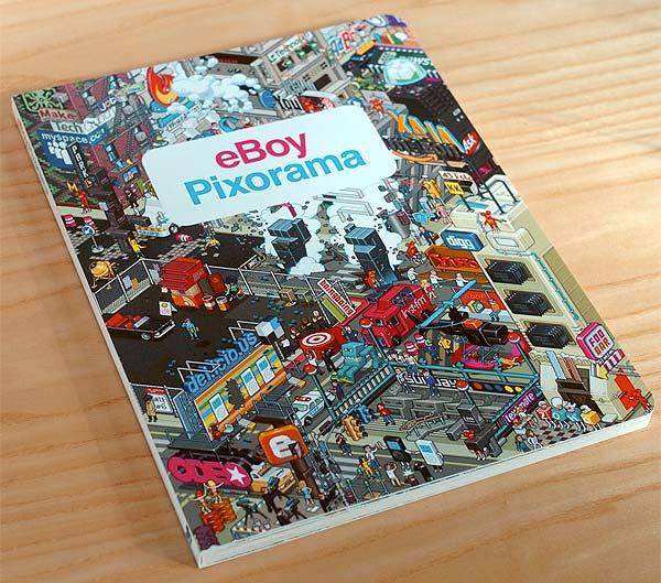 Book: Pixorama