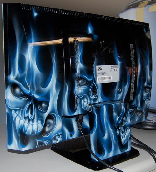 Custom iZ3D Monitors