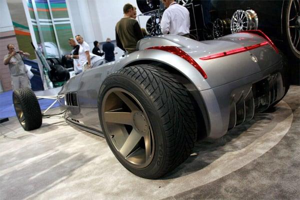 Concept: Cadillac VRS