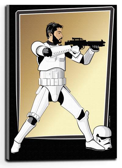Custom Star Wars Art