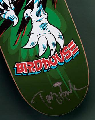 Tony Hawk/Margera Decks