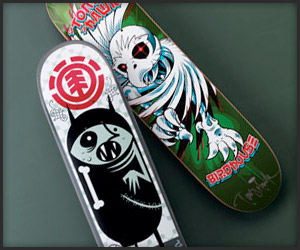 Tony Hawk/Margera Decks
