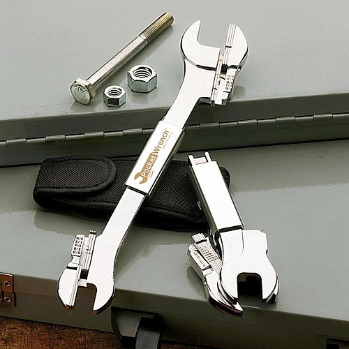 Folding Pocket Wrench