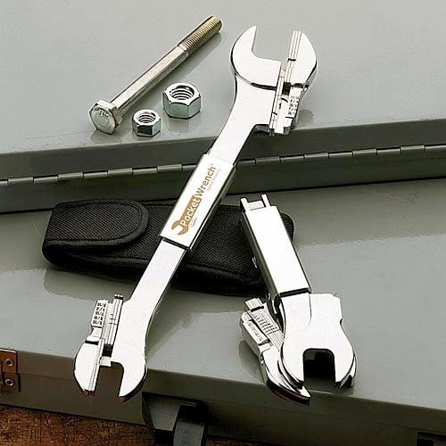 Folding Pocket Wrench